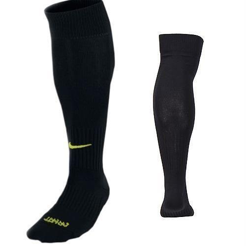 2a2f50f3347f Nike Men Women Classic Cushioned OTC Black Soccer Socks SZ 8-12 10-13  394386-014  Nike  Athletic