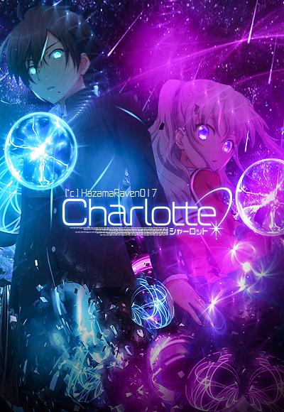 Charlotte - Nao Tomori x Otosaka Yu by HazamaRaven017 on DeviantArt