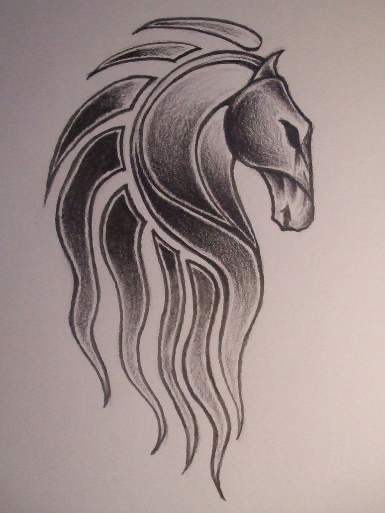 Rohan horse tattoos for Rohan design