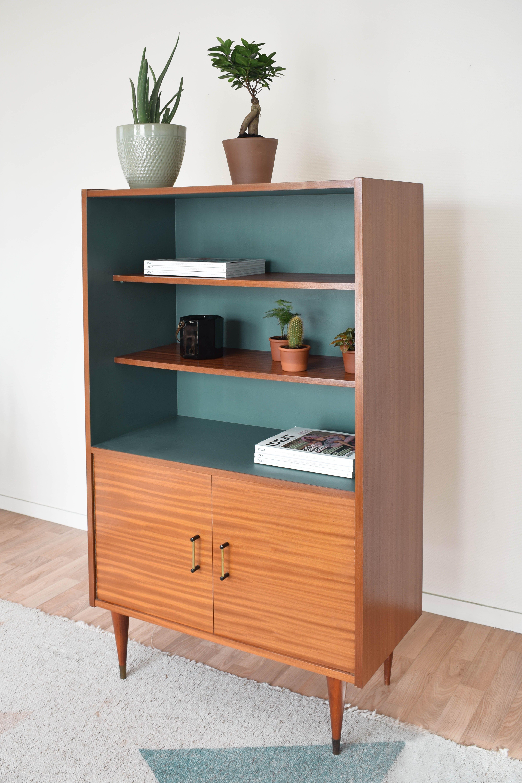 meuble bibliothèque vintage | creer meuble | möbel, diy möbel et