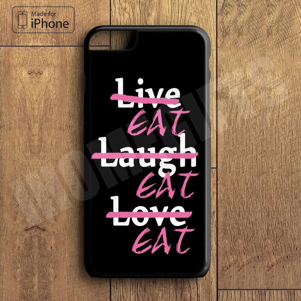 custodia iphone 8 plus love laugh live