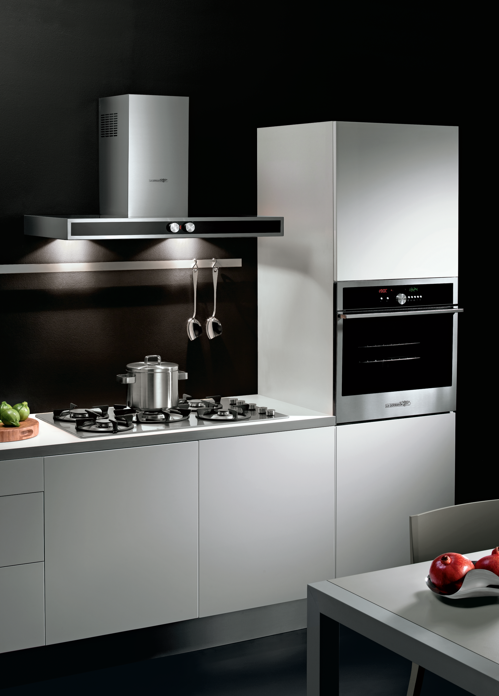 Iconic Appliances La Germania By Hafele Kitchen Design Luxury Furniture Design Furniture Design Wooden