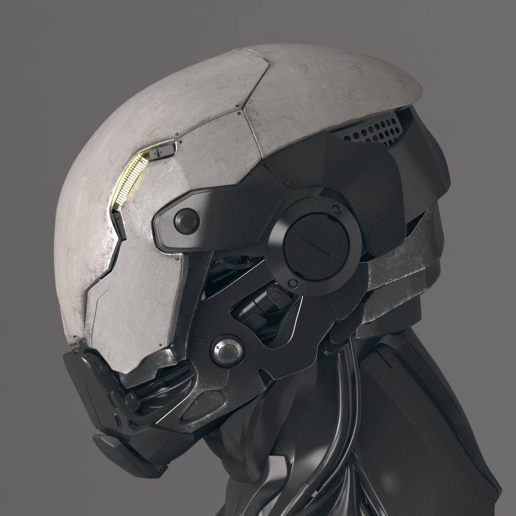 The Sci-Fi Concept Art of Hyunwook Chun | Concept Artist
