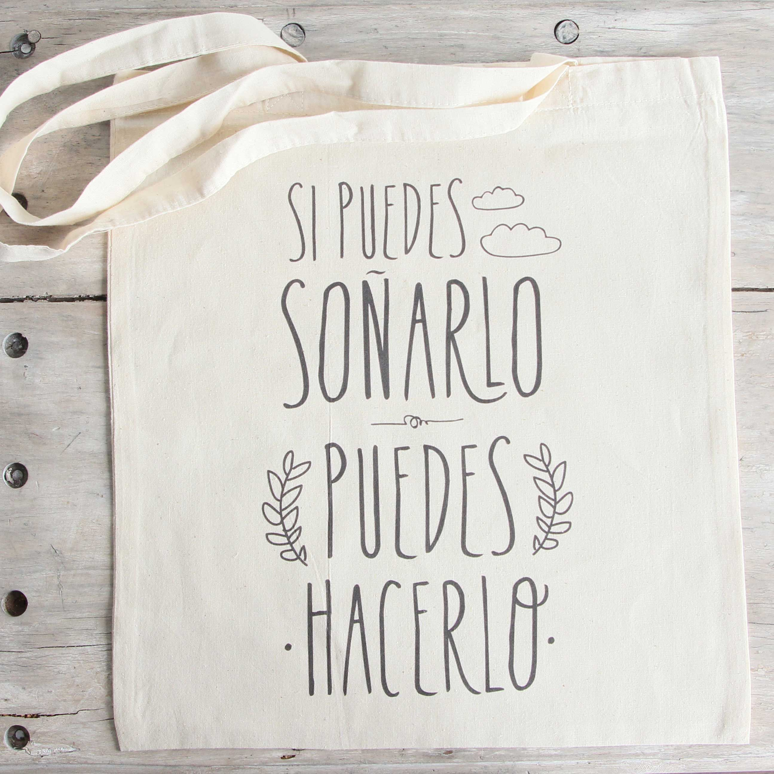 Mr wonderful bag mr wonderful pinterest si puedo - Pegatinas pared frases ...