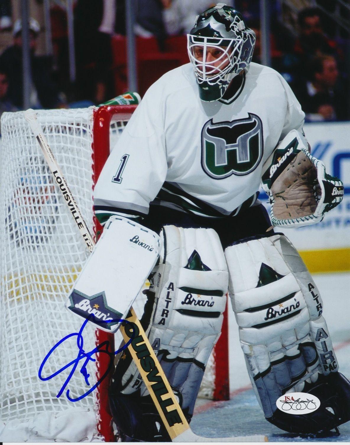 Burkeshartph002 Jpg 1184 1503 Nhl Players Hockey Goalie Hartford Whalers