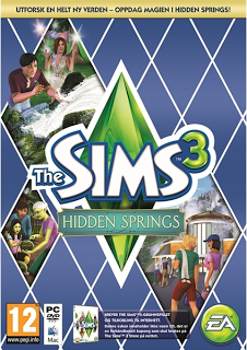 The Sims 3 Hidden Springs DLC-FLT - Download Full Version Pc Game