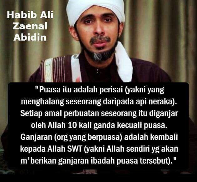 Dasyatnya Puasa Ramadhan Kutipan Hidup Allah Kutipan