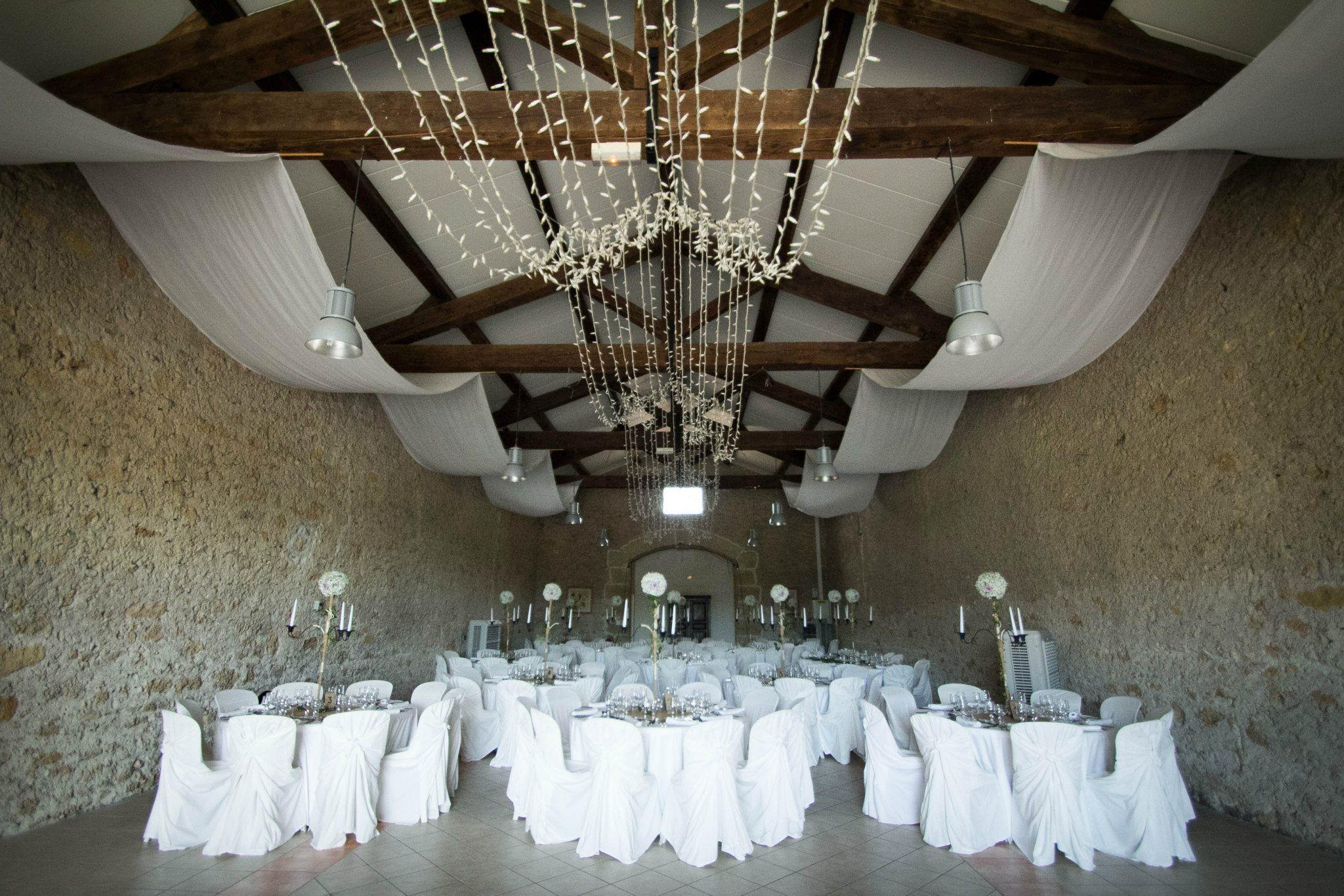 mariage salle réception