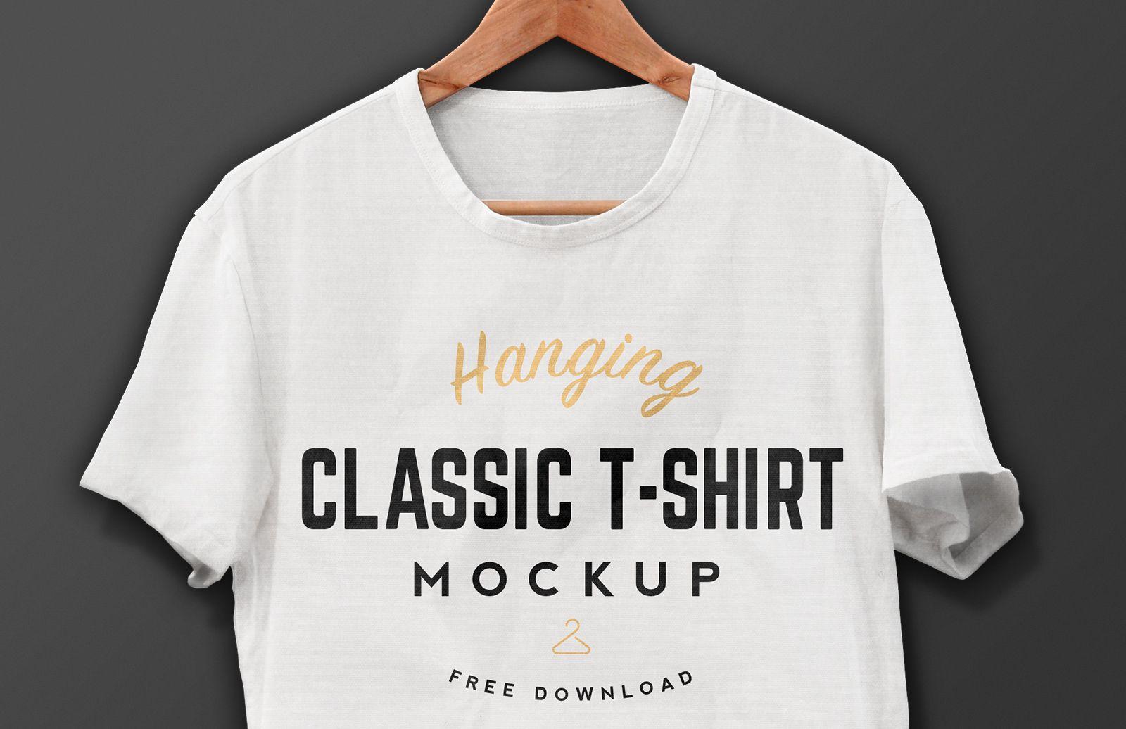 Download Hanging T Shirt Mockup Shirt Mockup Tshirt Mockup Clothing Mockup
