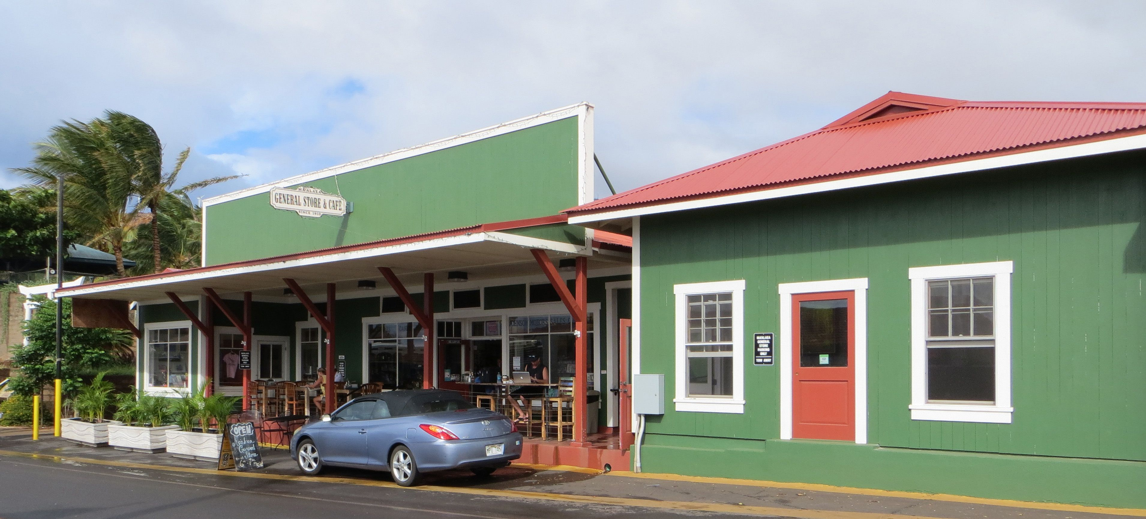 Maalaea General Store (With images) National register of