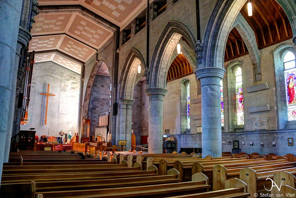 Christ Church Cathedral Nelson New Zealand [2300x1536] [OC] - see http://www.classybro.com/ for more!