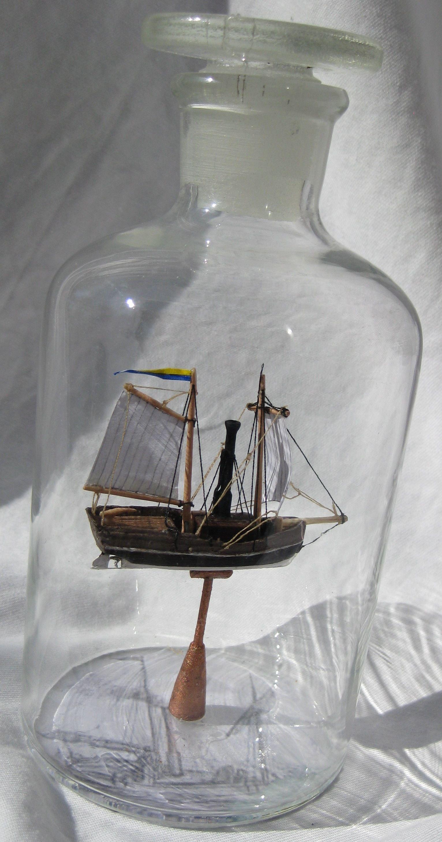 Redan 1816 presenterade ingenjören Samuel Owens sin första