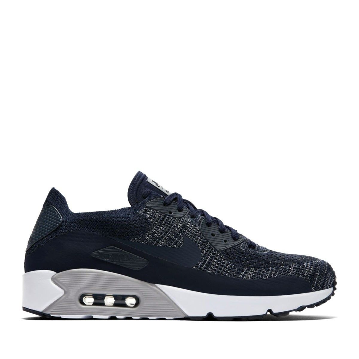 official photos great prices well known Basket Nike Air Max 90 Ultra 2.0 Flyknit - 875943-401 - Taille ...