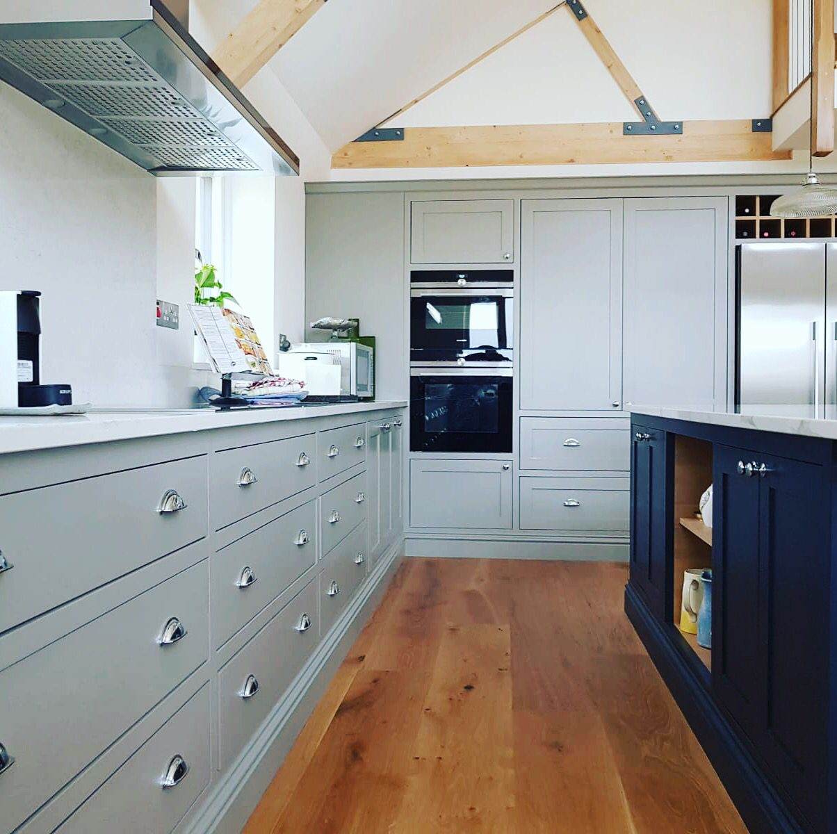 Classic and Contemporary British Kitchens, handmade in the heart