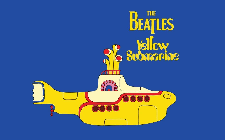 1024x1024 The Beatles Yellow Submarine 1440x900 Wallpaper Art Hd