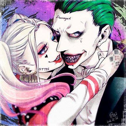 Pin On 06 Joker And Harley