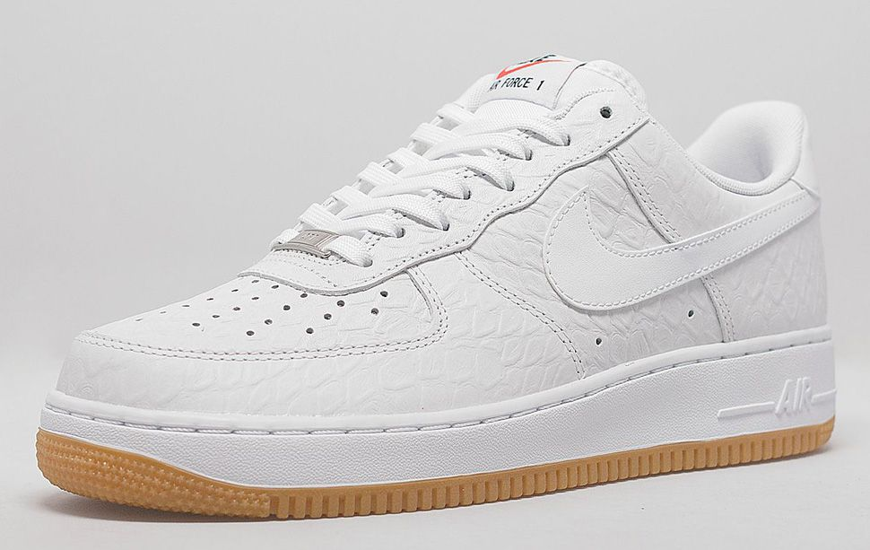 Nike Air Force 1 Low 'Croc and Gum' Pack Freshness Mag
