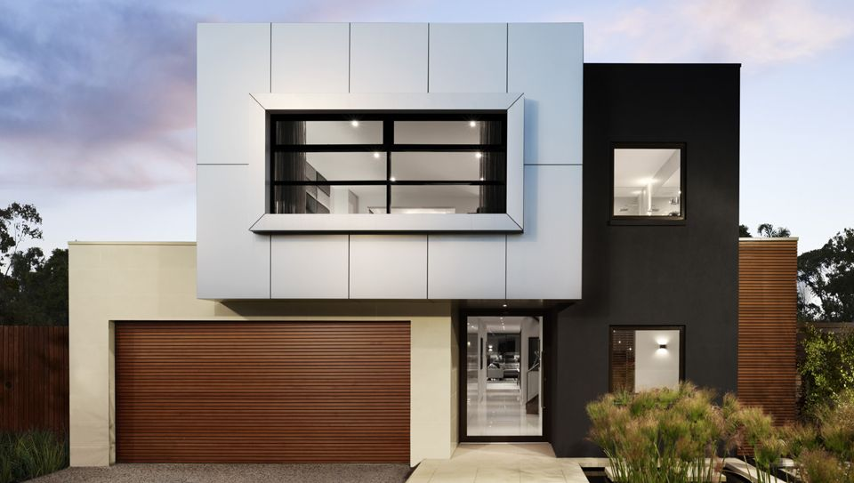 Interiors · Mcm Facade · Architecture Building DesignModern ArchitectureExterior  HousesModern HomesScandinavian ...