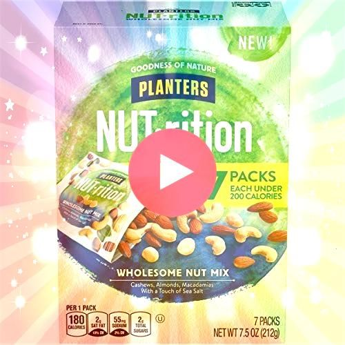 NUTrition Wholesome Nut Mix Sólo 4 ingredientes para una merienda práctica y deliciosa  These cheesestuffed cheese potatoes are everything you want in a sav...