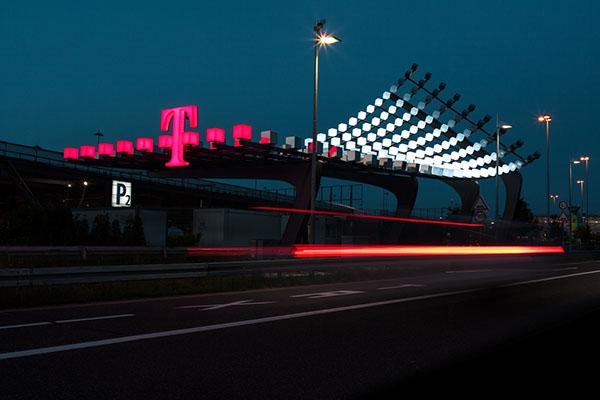 Telekom Take Off on Behance