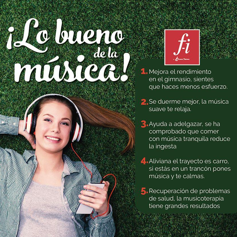 Descubre los beneficios de la música ¡Baila y canta! #TipFI