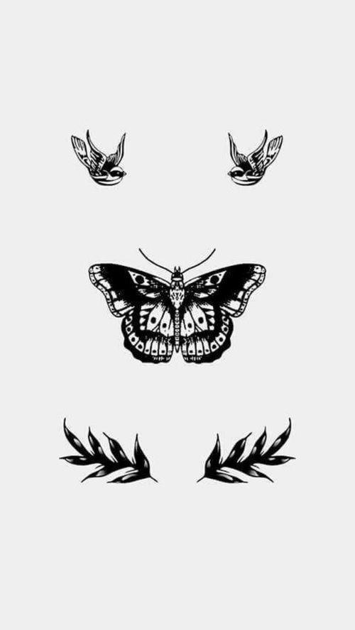 All Of Harry Styles Tattoos Tumblr tattoo, Harry Styles, ...