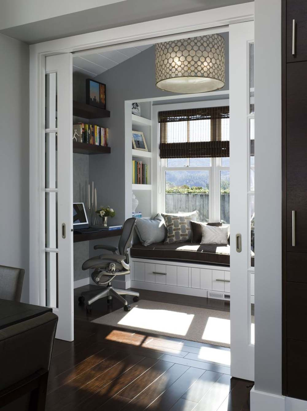 ideas home office design home 1000 images about grey home office on pinterest home office contemporary chic home office design 1238