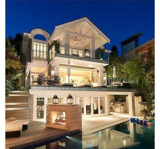 15 milion usd house