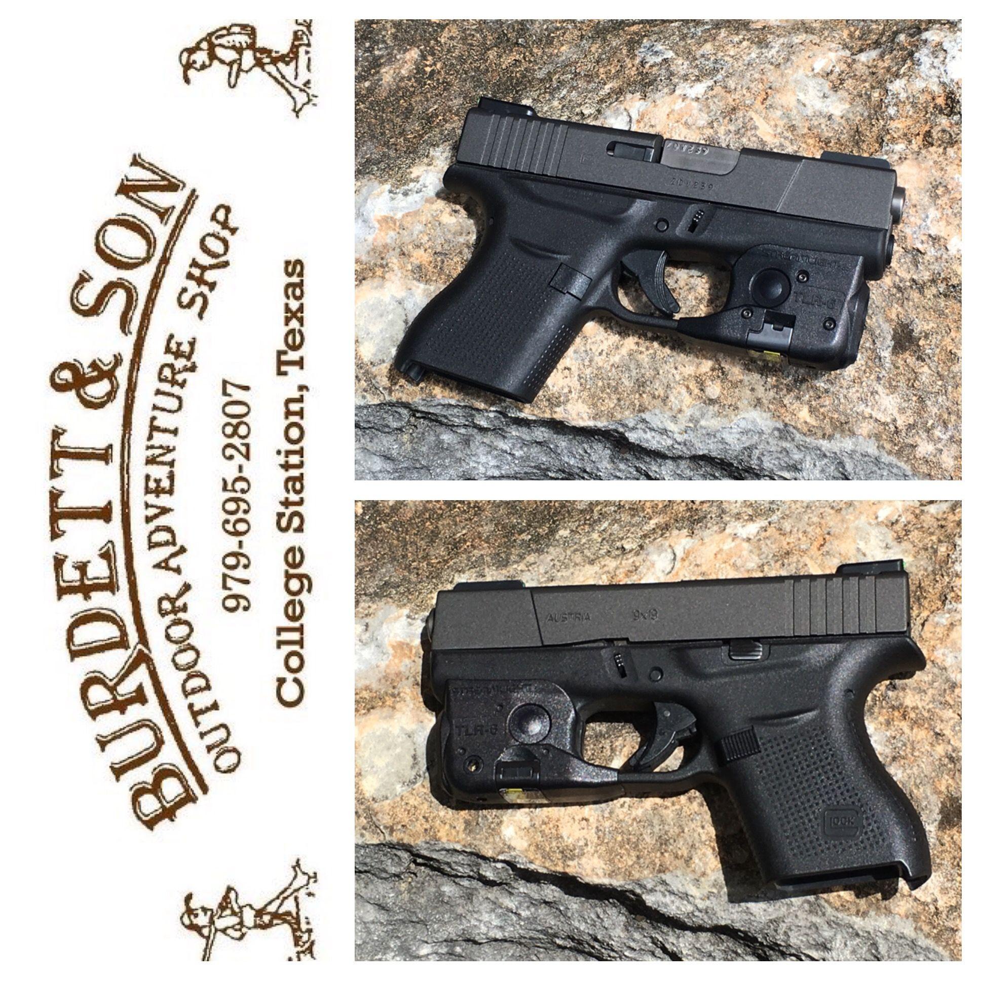 Custom Glock 43! Front serrations cut and Cerakoted Slide ...