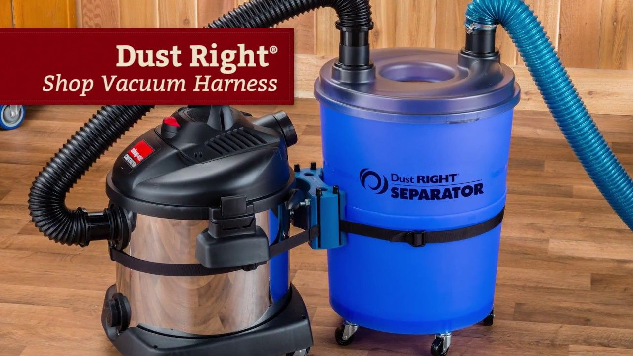 How To Make A Cyclone Dust Collector For Your Shop Vacuum Shop Vacuum Dust Collector Diy Dust Collector