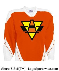 Pylons novelty hockey jersey for your fantasy hockey team or beer league  team. Customize with name on back and numbers. 152771bab03