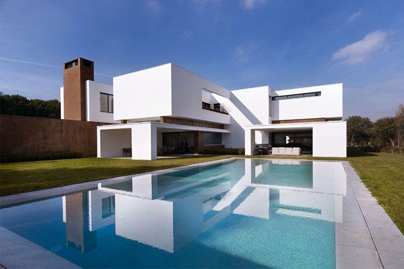 house in la moraleja 1