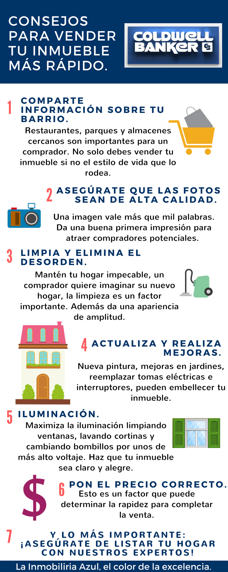 Pin En La Inmobiliaria Azul