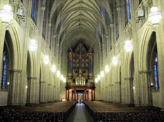 Duke University Chapel My Nephew Got Married Herewhat A Lovely