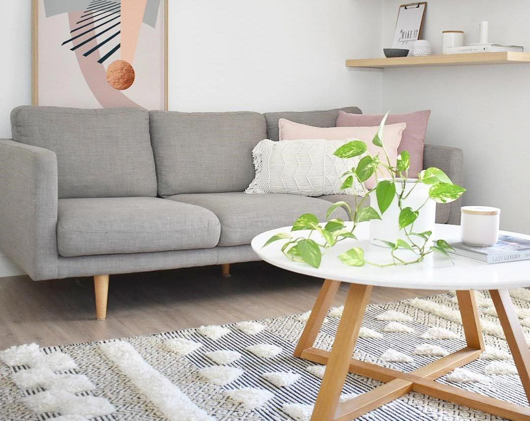 35++ Round rug in small living room ideas