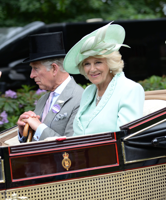 Lots of amazing fashion at Royal Ascot Royalista Royal