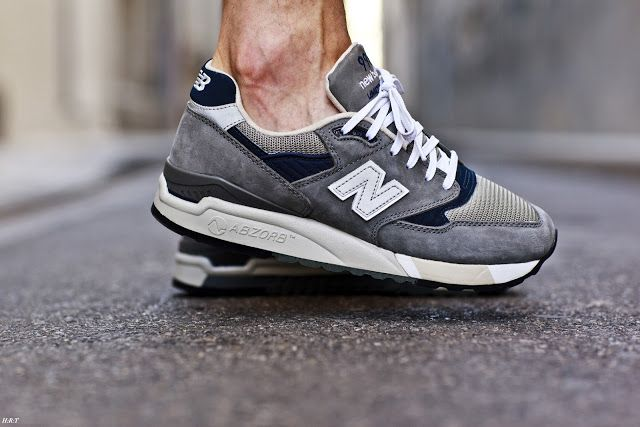 New Balance 998 Zapatillas de correr
