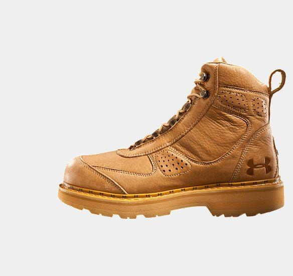 Men's UA Lindig Leather 6.75 | Boots