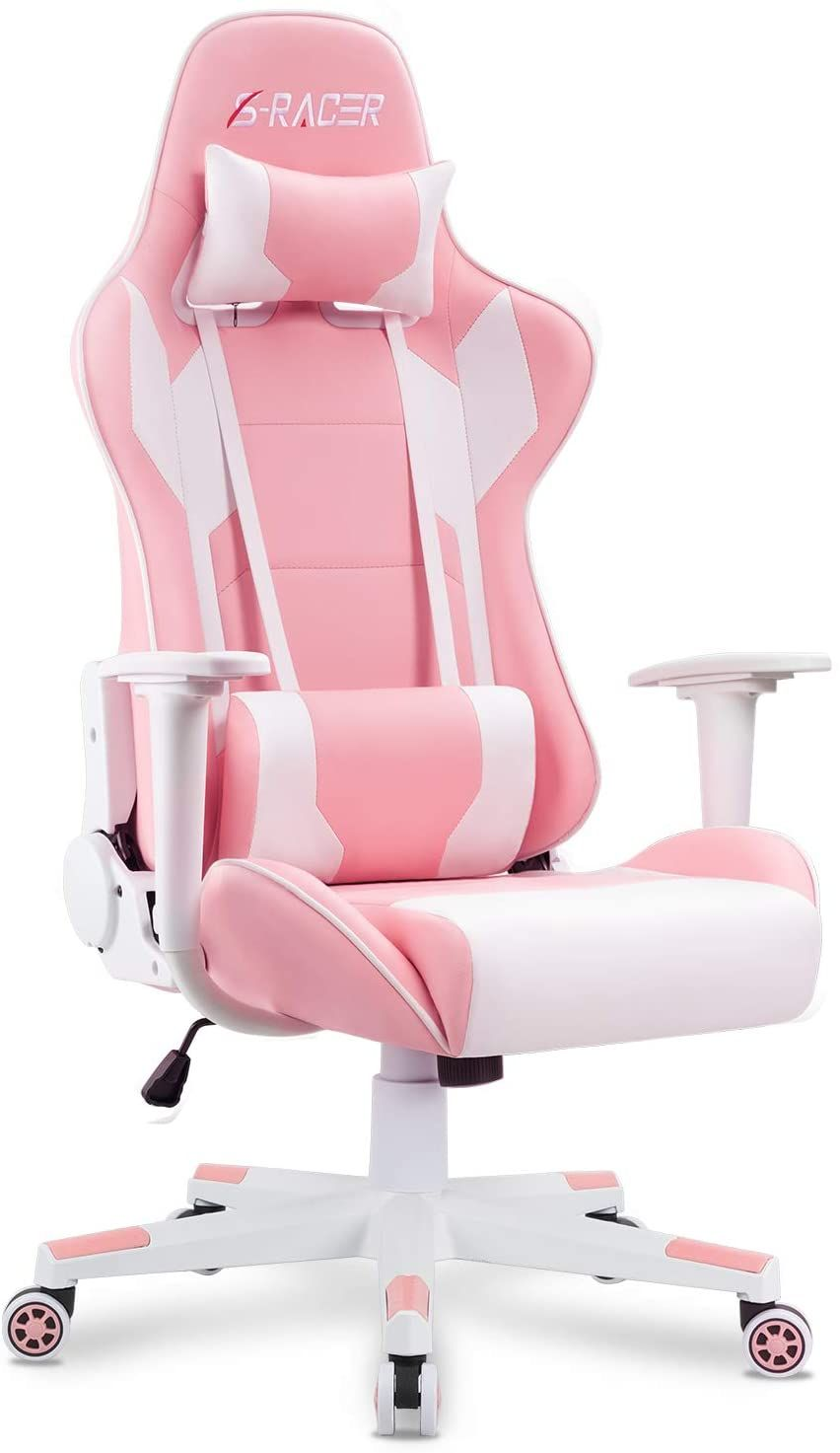 Best pink gaming chair under 100 to 200 in 2020