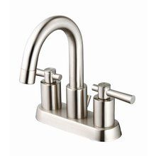 View The Schon Scl650 Double Handle Centerset Bathroom Faucet From The Ulm Series At Faucetdirect Com Bathroom Faucets Faucet Lavatory Faucet