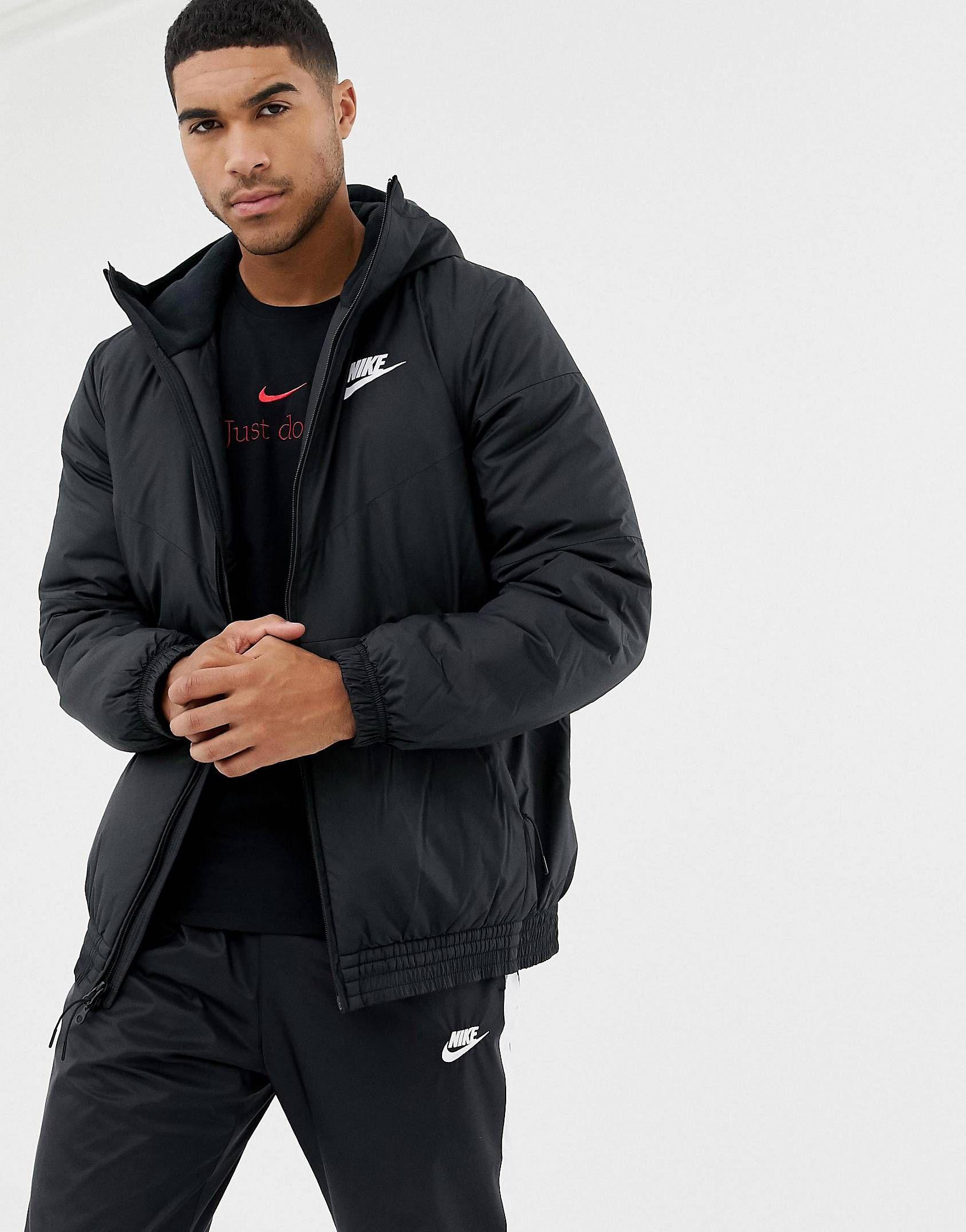 new list new products release date: Nike Windbreaker In Black 928861-010 | Black Friday | Nike ...