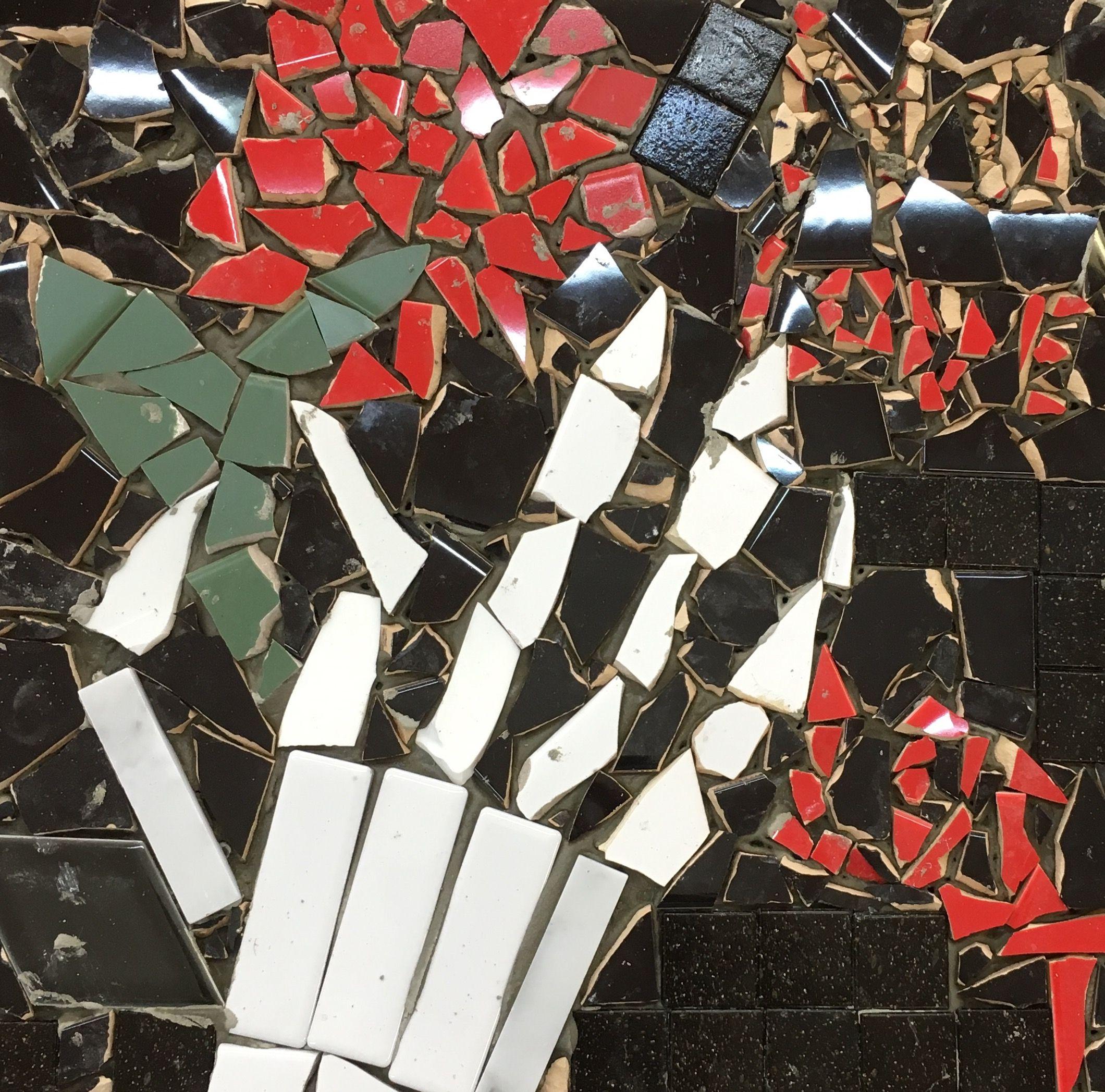 Pin on Artsoupnz Mosaics