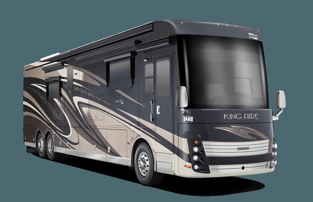 King Aire luxury motor coach Luxury motor, Motorhome