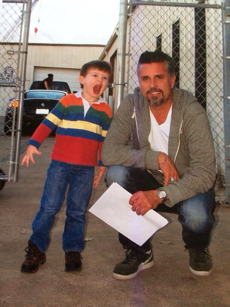 No Clue What This Kid Is Doing But Richard Rawlings Looks So Good In