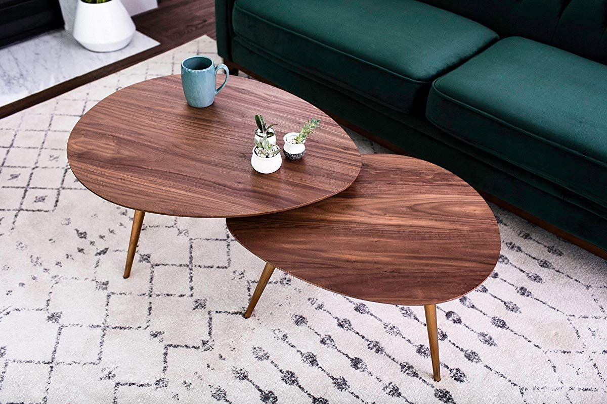 Modern Coffee Table Nesting Table Coffee Table Mid Century Modern Coffee Table Nesting Coffee Tables [ 800 x 1200 Pixel ]