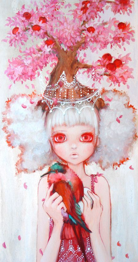 Camilla D'errico, Apple Tree Princess
