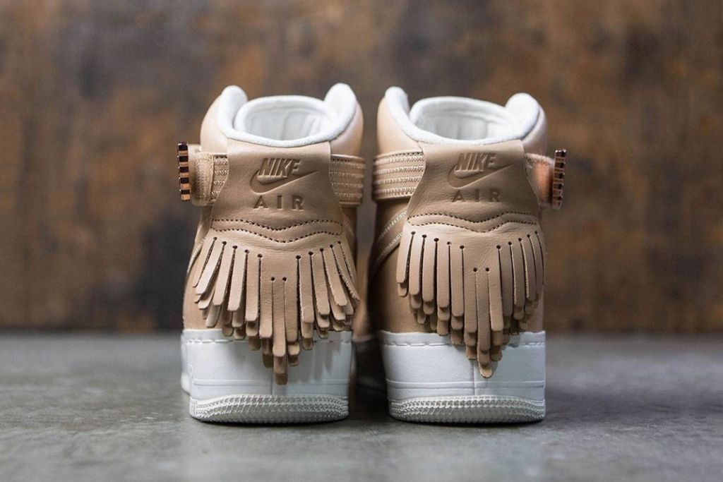 Nike Air Force 1 Sport Lux Vachetta Tan Sneaker Bar Detroit