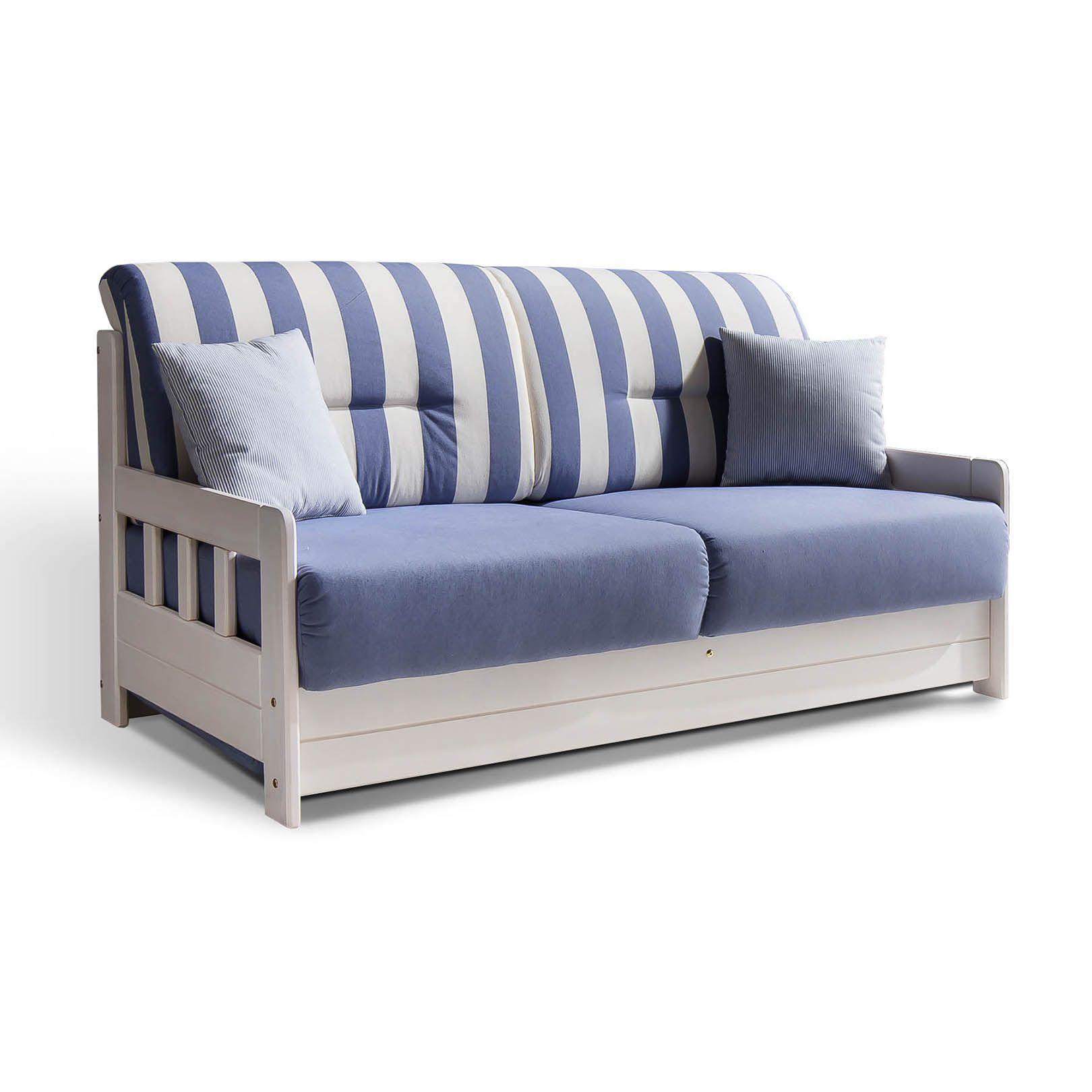 2 Sitzer Sofa Mit Schlaffunktion 2