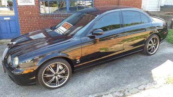 2003 Jaguar S Type R Lynchburg, VA $8900 #ForSale # ...