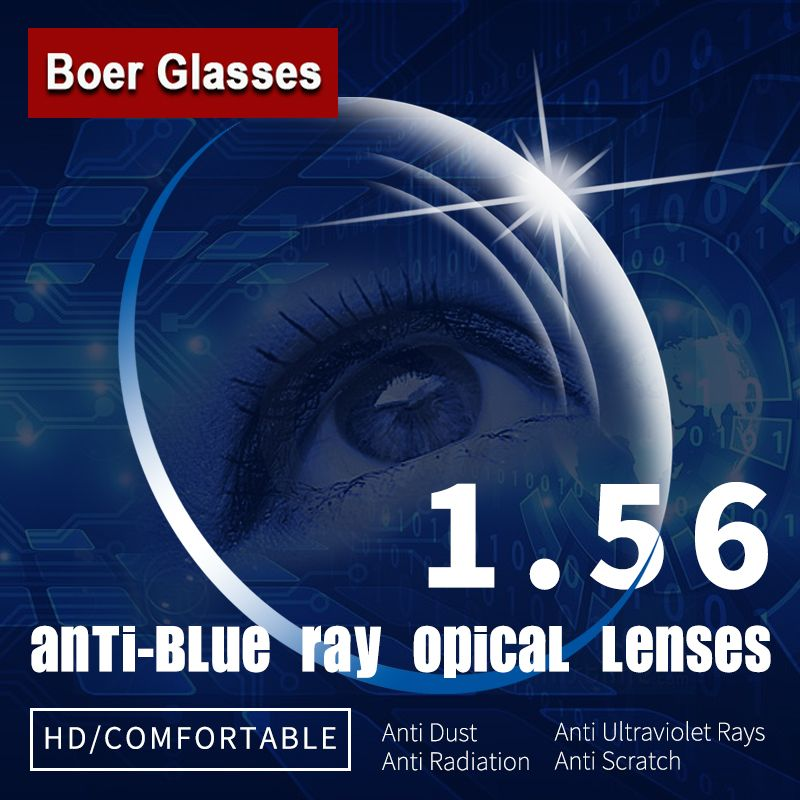 Holiday Sale Progressive Discount Up To 56 >> Check Discount 1 56 Anti Blue Ray Single Vision Aspheric Optical